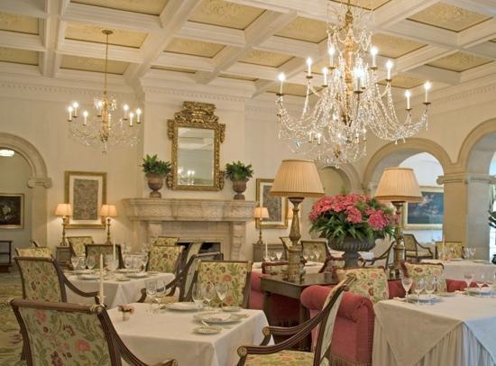 The Cloister : Cloister Georgian Room Dining
