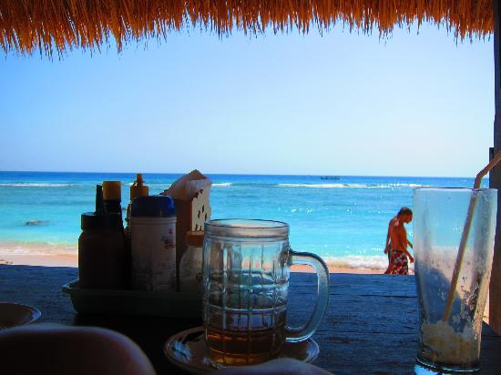 Pondok Windy: View for breakfast
