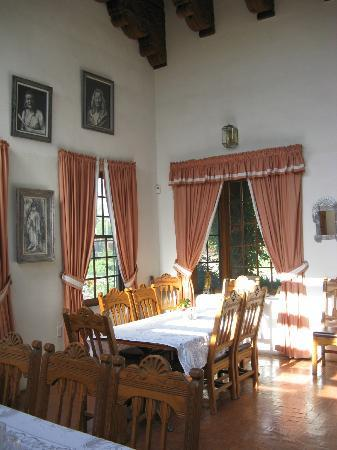 Inn at the Delta: Breakfast room at the Inn