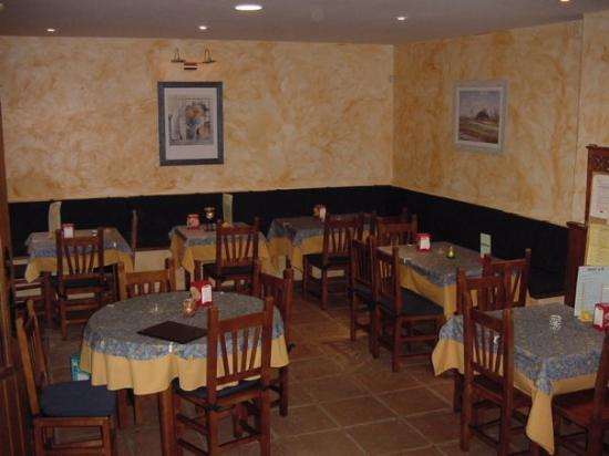 Crepes'n Tapas Bar : Comedor/Dining room
