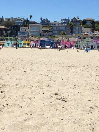 Capitola City Beach: Capitola Beach