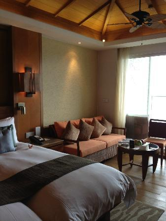The Wen Wan Resort Sun Moon Lake: room view