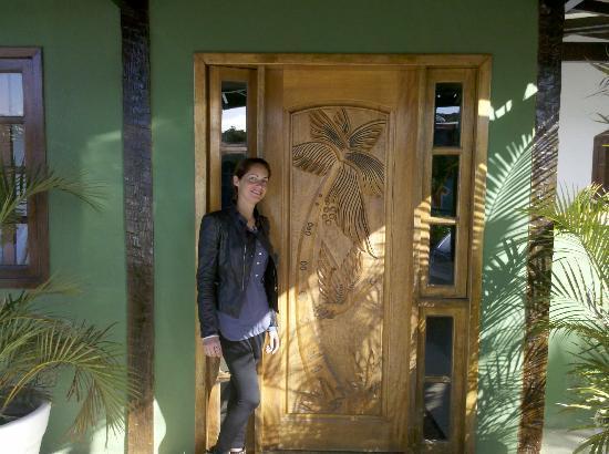 Pousada A Casa do Torrely : entrada