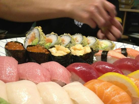 Kobe-an Japanese Restaurant: mmmmm