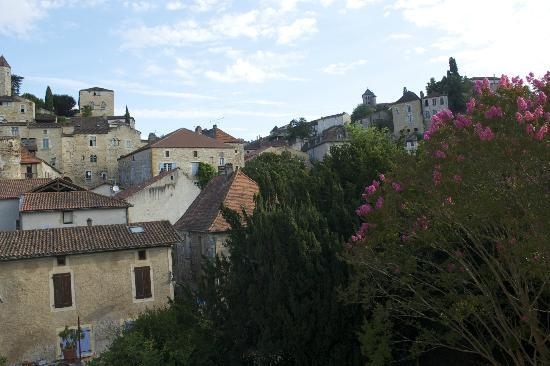 Maison Delmas : view from window2