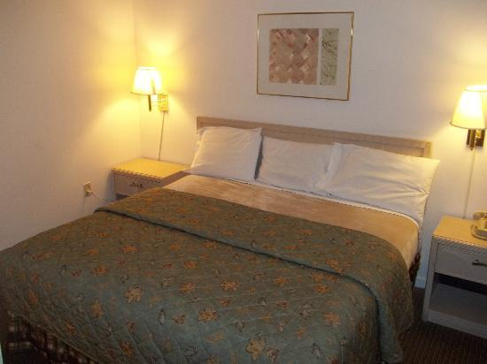 Royal Motel - Hermitage: King Size Bed Room