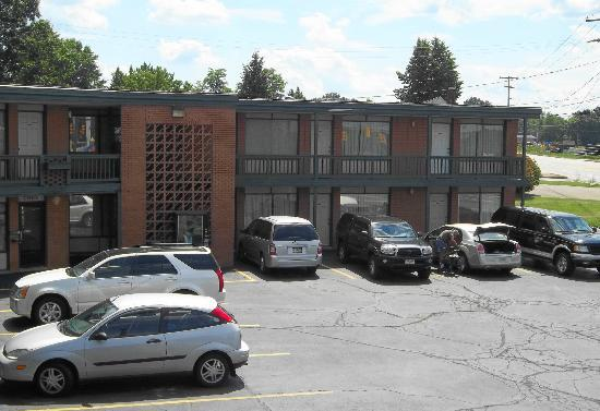 Royal Motel - Hermitage: Outside View