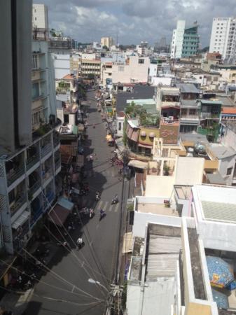 Meraki Hotel: Street view
