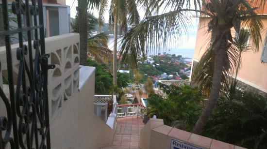 مافولي هوتل: View from room 