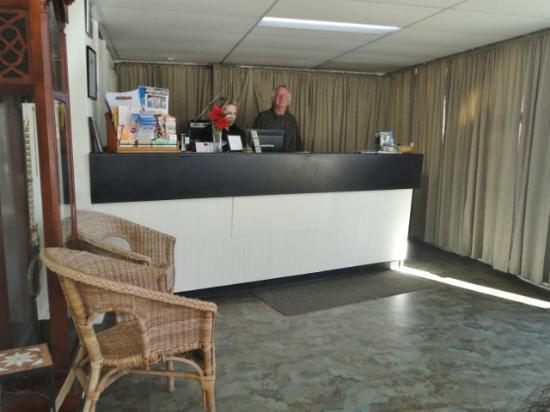 Mittagong Motel: Our friendly staff