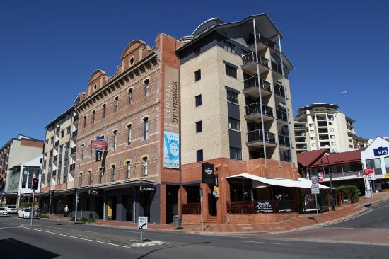 Photo of Central Brunswick Apartment Hotel Brisbane