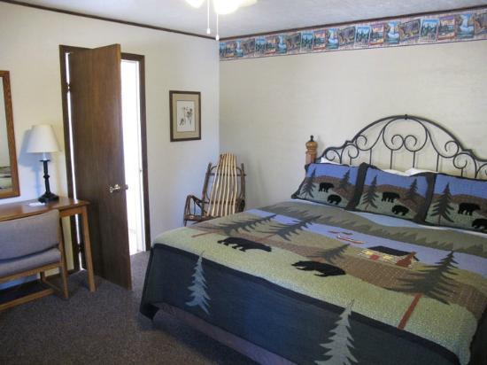 Alpine Motel : Room 8