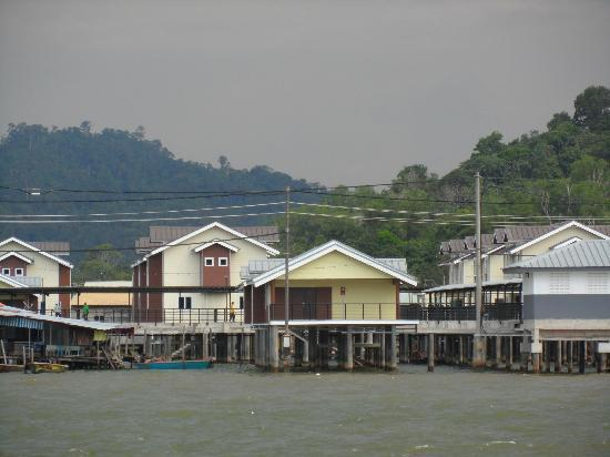 Ulu Ulu National Park Resort: Bandar - Jetty