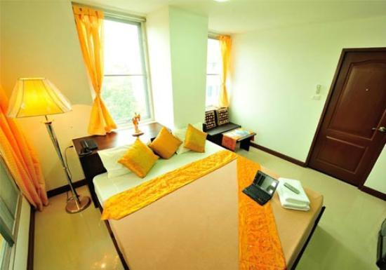 Aravinda Living Home : Deluxe room