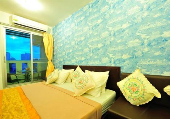 Aravinda Living Home: Deluxe room
