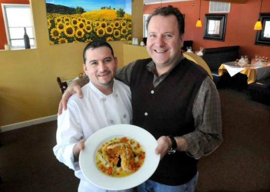 Sal e Pepe Restaurant and Bar: GREAT STUFF!