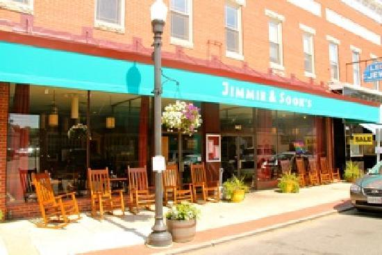 Jimmie Sooks Cambridge Menu Prices Restaurant Reviews Tripadvisor