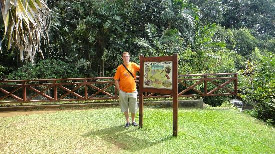Seychelles National Botanical Gardens: info within the park