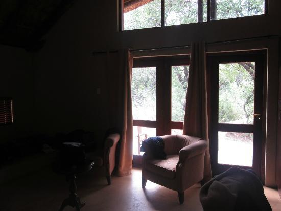 Pilanesberg Private Lodge: Our room