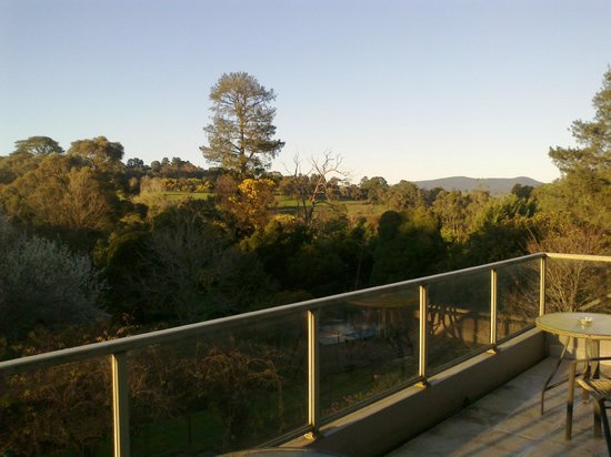 Susan's in the Valley: View from the balcony
