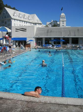 Claremont Club & Spa, A Fairmont Hotel: amazing pool