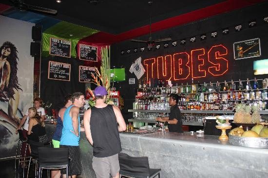 Tubes Bar and Restaurant
