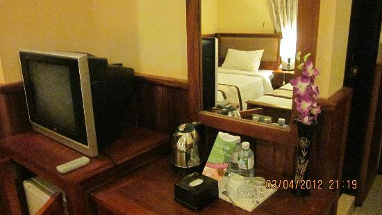 Skyway Hotel: Room facilities