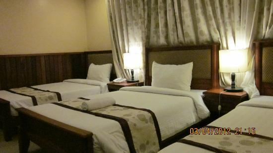 Skyway Hotel: Guest's Room