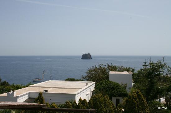 Pedra Residence: Panorama dalla terrazza