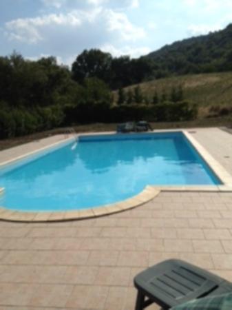 La Foresteria di San Leo : piscina