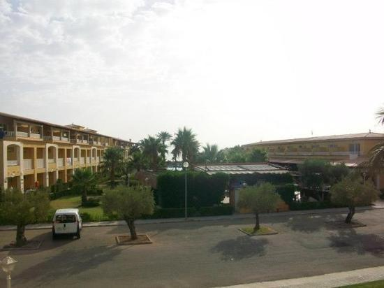 Aparthotel Club del Sol: view from balcony