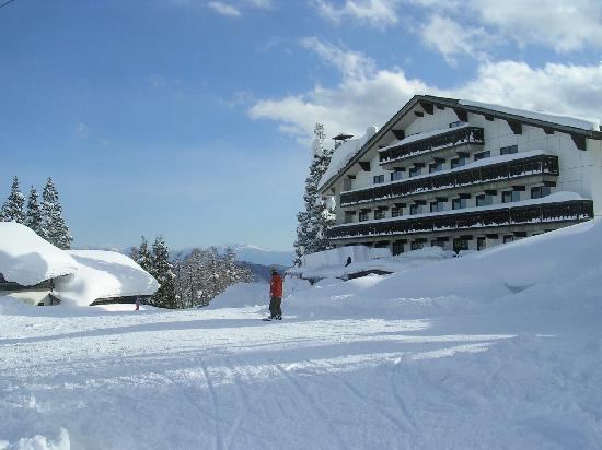 Resort Hotel Alp