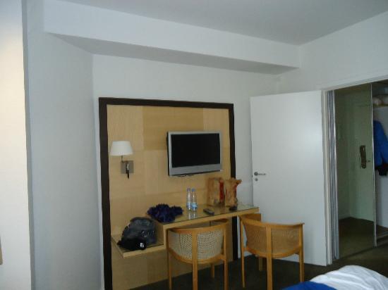 Ascot Hotel: Zimmer