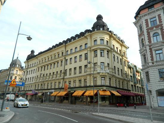 Elite Hotel Adlon: esterno