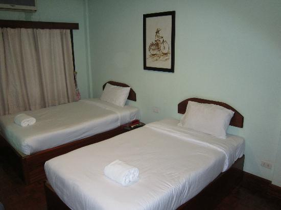 Rama: hotelroom 2