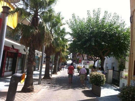 Hotel Bulevard : ville