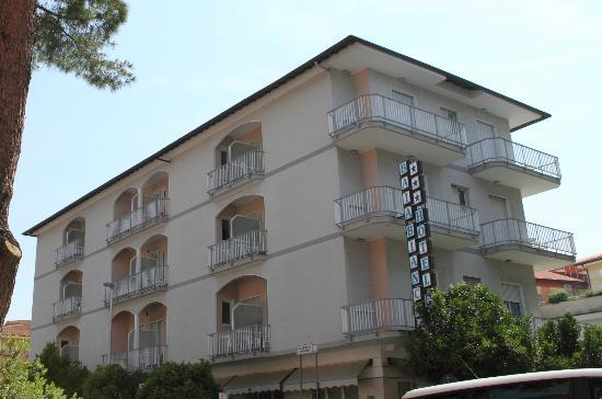 Hotel Baia Bianca: hotel
