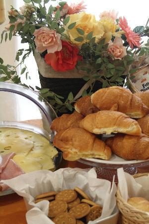 Hotel Baia Bianca: prima colazione a buffet