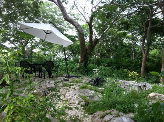 Mr. Chaak: garden table