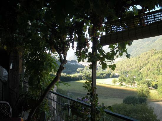 B&B La Terrazza del Castello: Veduta dalla terrazza