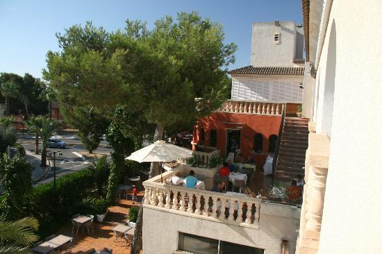 Es Baulo Petit Hotel: Hotelanlage