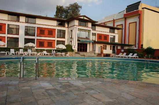 Hotel Annapurna: POOL