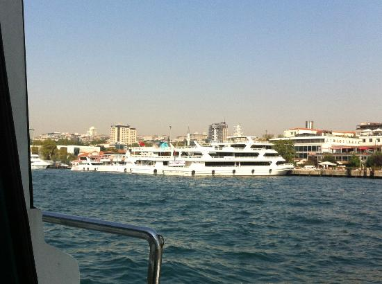 Sumahan on the Water : le bosphore...