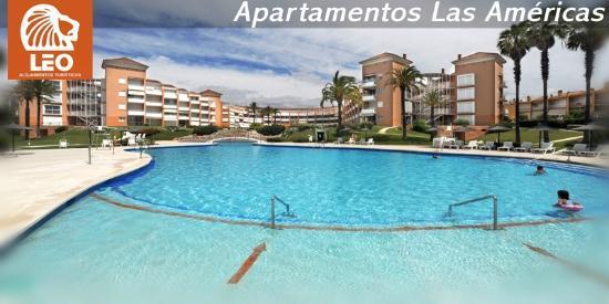 Apartamentos Leo Las Americas