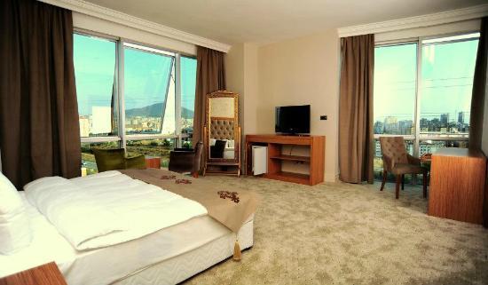 Asia Artemis Suite: superior room