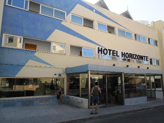 Hotel Amic Horizonte : ingresso