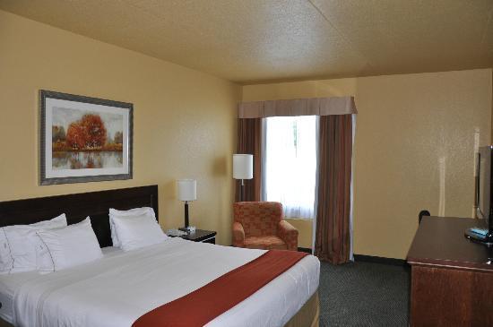 Holiday Inn Express Dryden: Room