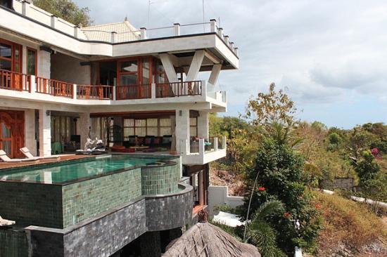 Home Bali Home Villa and Suites: Das Haus in seiner Pracht