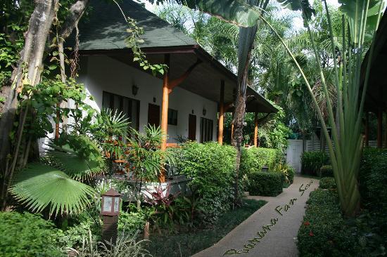 Banana Fan Sea Resort: unser Zimmer