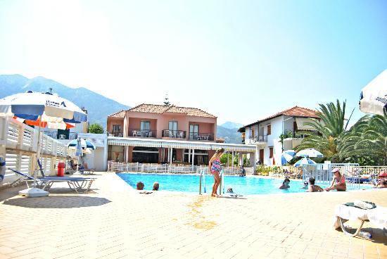 Athos Hotel: Athos swimming pool